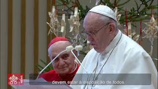 Natal 2020 com o Papa