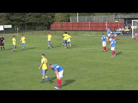 1920 Carlton Town 3-1 Newcastle Town - Match Highlights 14/09/2019