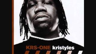 Krs One - Kristyles - 9 Elements & It's All A Struggle