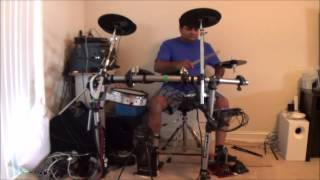 Like the Weather - 10,000 Maniacs (Drum Cover)