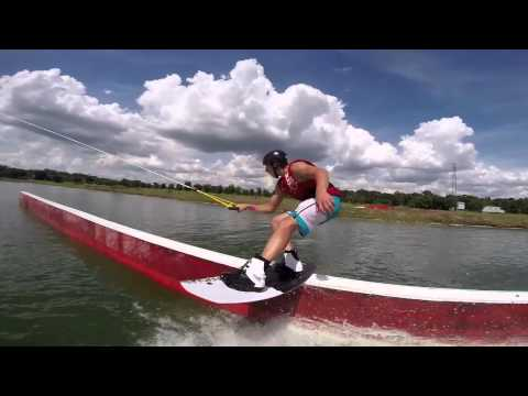 2015 O'Brien Paradigm Wakeboard Review
