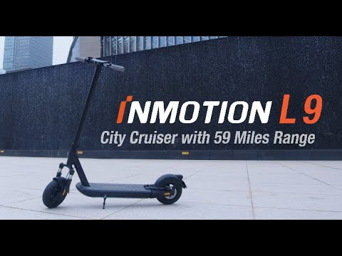 INMOTION L9: Cruise in Style-GadgetAny