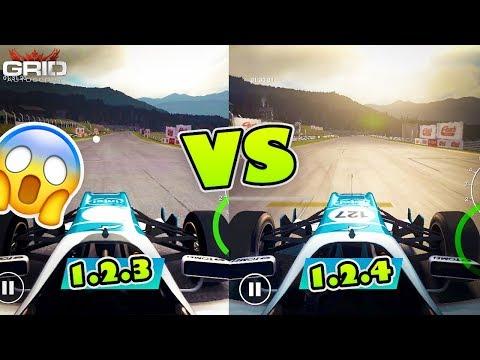 GRID Autosport iPad 2018 vs iPhone 6S vs PC Graphics