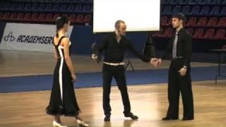 Александр Андриенко | Эффект неожиданности в бальном танце | XI Конгресс ФТСР