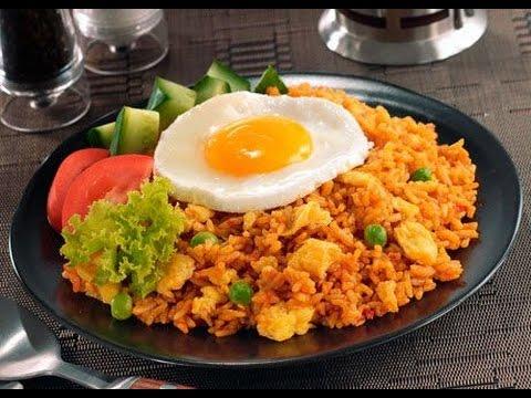 Video Cara Membuat Nasi Goreng Spesial Pedas Mantap, Nikmat & Gurih