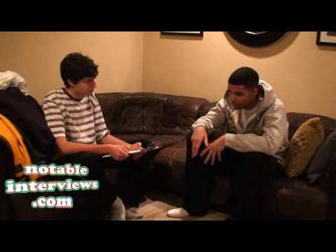 Drake Interview BEFORE HE BECAME FAMOUS!! continued...