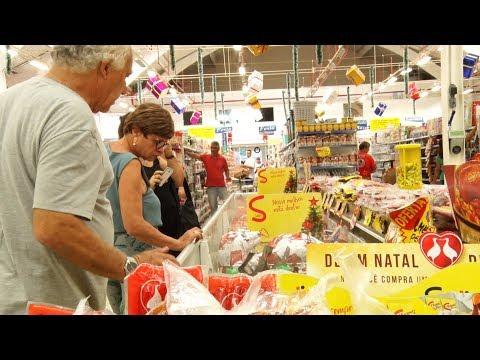Preço dos produtos para a ceia de Natal se mantêm na média do ano passado