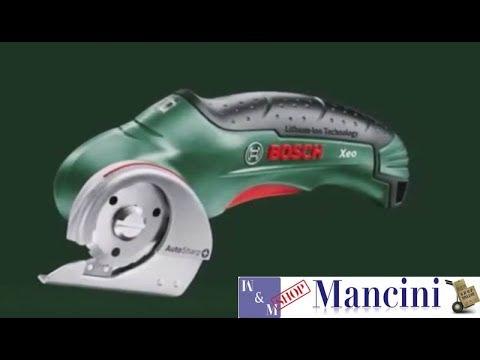 BOSCH Cutter universale Xeo Linea Hobby - shopmancini.com