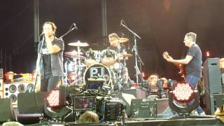 "Pearl Jam ""Time Has Come Today"" &"" Rockin' In The Free World"" Wrigley 2  8/22/16"