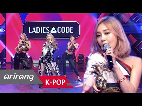 [Simply K-Pop] LADIES' CODE(레이디스 코드) _ FEEDBACK(너의 대답은) _ Ep.362 _ 051719