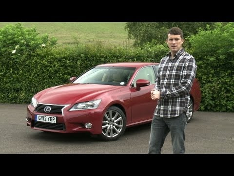 Lexus GS saloon review - CarBuyer