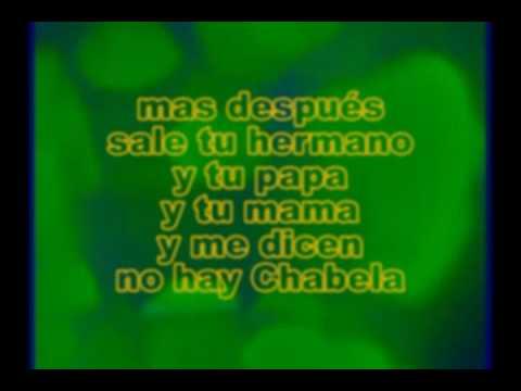 Ay chabela Antonio Aguilar