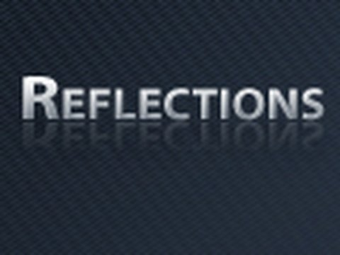 HOW TO: Create Non Destructive Reflections in Photoshop