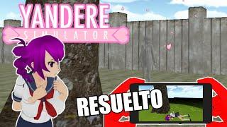 EL CADAVER DEL CEREZO , MISTERIO RESUELTO | YANDERE SIMULATOR