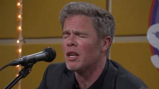 Josh Ritter performing - Getting Ready To Get Down LIVE