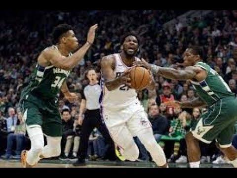 Milwaukee Bucks vs Philadelphia 76ers_NBA Highlights_(March 17th 2019)