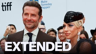 Lady Gaga And Bradley Cooper Talk 'A Star Is Born' | EXTENDED