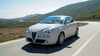 Alfa Romeo Mito 1.4 TB Test Sürüşü / Yavru italyan