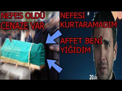 Sen Anlat Karadeniz 8.bölüm 2.fragman Analizi   -  Nefes Öldü  -  (Cenaze Var) İşte Kaniti