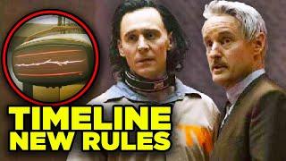 LOKI: TVA Changing Marvel Time Travel Rules? | BQ