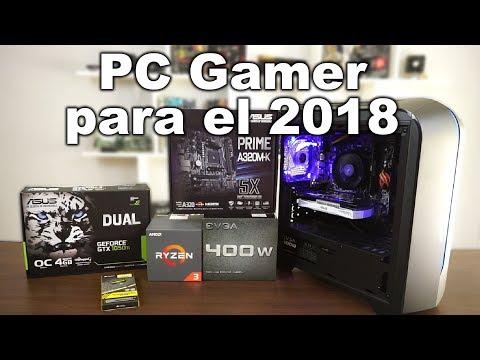 PC Gamer económica para jugar todo en el 2018 - Proto HW & Tec