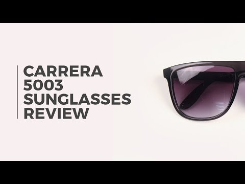 CARRERA 5003 Sunglasses Review | SmartBuyGlasses