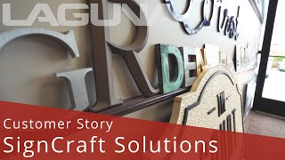 Customer Story: SignCraft Solutions