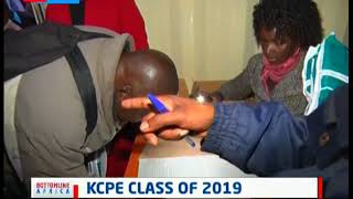 KCPE class of 2019 kicked off their exams with the Mathematics Paper | BOTTOMLINE AFRICA