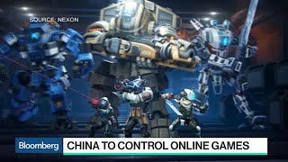 China's Plan to Crack Down on Video-Game Usage
