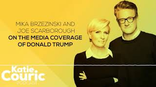 Mika Brzezinski and Joe Scarborough on the 25th Amendment