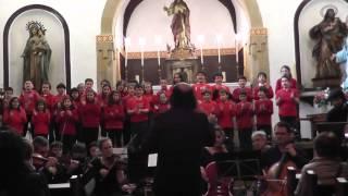 preview picture of video 'Epo------Hawai /  Errenteria Musikal orkestra eta haur abesbatza'