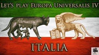 preview picture of video 'Let's play Europa Universalis IV: Conquest of Paradise - Venezia/Italia - Episodio 45 - ITA'
