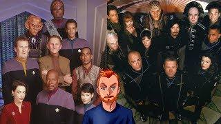 Did Deep Space Nine Plagiarize Babylon 5?