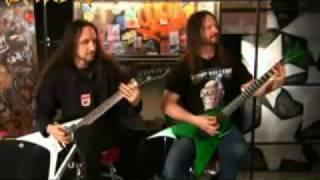 Exodus-Toxic Waltz Guitar Lesson