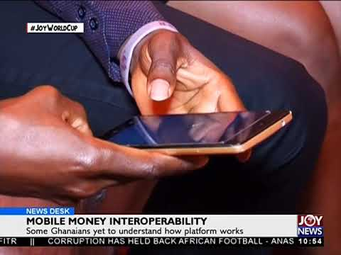 Currency Stability - Business Desk on JoyNews (13-6-18)