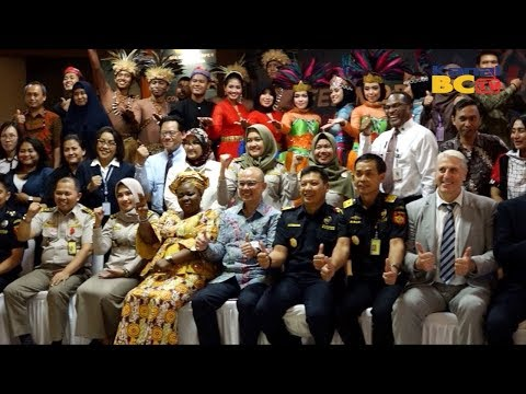 Customs Engagement with Embassy