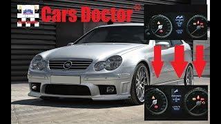 Resetear servicio Mercedes Clase C Sportcoupe