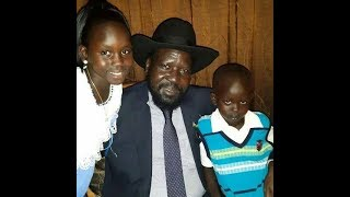 South Sudanese President Salva Kiir wants his children to be given Kenyan citizenship