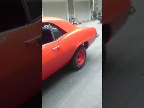 Video of '69 Camaro - J81R