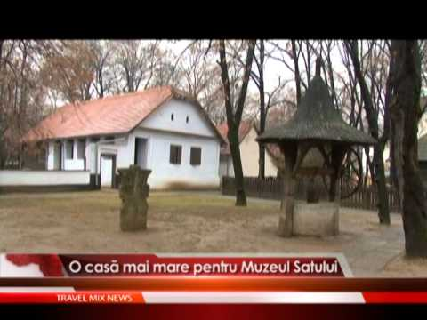 O casă mai mare pentru Muzeul Satului