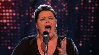 Mary Byrne Sings You Don't Have To Say You Love Me   The X Factor Live Show 2   Itv.comxfactor