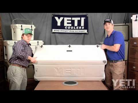 YETI Coolers - Tundra 250 Cooler