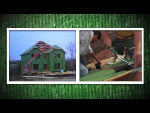 ZIP System® Sheathing and Tape-Speed and Ease of Installation