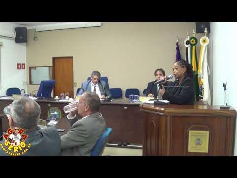 Tribuna Vereador Cida Nunes dia 13 de Março de 2018