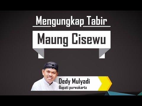 Mengungkap Tabir Maung Cisewu