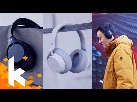 Die besten Bluetooth Kopfhörer mit Noise-Cancelling!