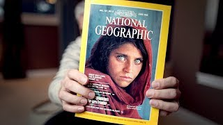 The Disturbing True Story Of The Afghan Girl Photo (READ DESCRIPTION)