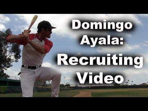 Domingo Ayala's Recruiting Video