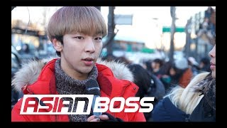 Koreans React To BTS' Success In America   ASIAN BOSS