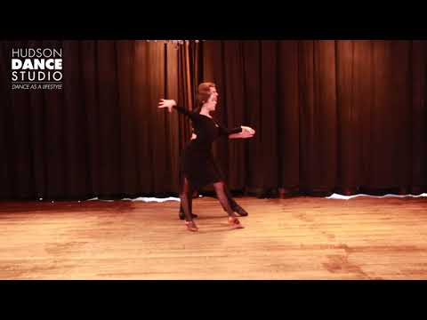 International Rumba Bronze Routine